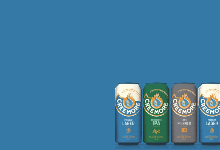 creemore cans