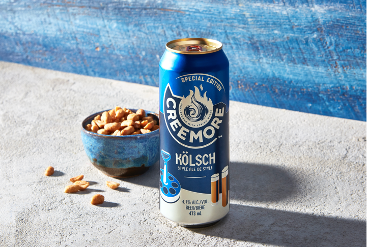 Kolsch can