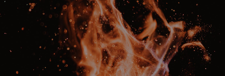 fire closeup