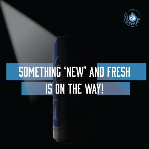 Get ready. Something 'new' and fresh is on the way!  Think you can guess what we're teasing? Let us know in the comments below 👇.