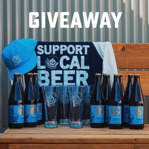 🎁 GIVEAWAY ALERT! 🎁  To celebrate the release of our Bamberg-style Kellerbier, we want to equip one lucky individual with both gear for the summer and the tools necessary to enjoy our cellar-fresh lager at its best. We're talking about a prize bundle that includes (1) Creemore 'Dad' hat, (1) Support Local Beer shirt & (4) Premium Discovery Series glasses. Want to know what you'll have to do to be eligible for this $100 prize?  HOW TO ENTER:  1️⃣Follow @creemoresprings 2️⃣Like this post 3️⃣Tag a friend who you'd like to enjoy our Kellerbier with!  *Kellerbier NOT included* Contest closes on July 31st @12PM EST. No purchase required. Must be legal drinking age and a resident of Ontario. Visit the link in our bio for full giveaway details. 🍻