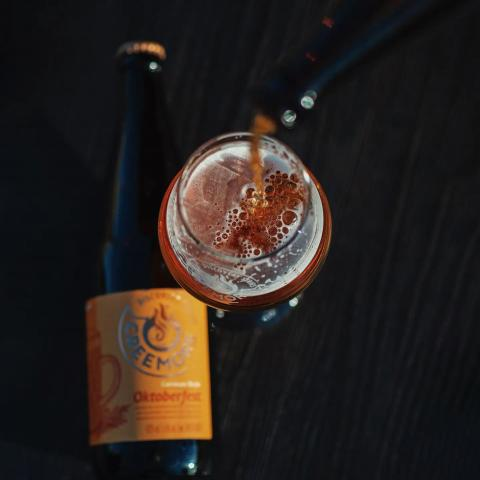 Your love for our Oktoberfest lager hasn't gone unnoticed! In fact, the reason you haven't seen it on our website recently is because of how quickly you all went through our supply!  But not to worry, you can still watch the lush caramel pour of this brew go from bottle to glass! Stop by our brewery where a limited quantity of our Oktoberfest is still available, and stay awhile to enjoy our lovely town! 🍻 . . . #oktoberfest #creemoresprings #ontario #creemore #beerstagram #beerlover #beer #craftbeer #brew